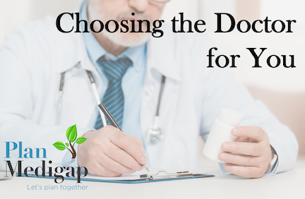choosing the doctor for you