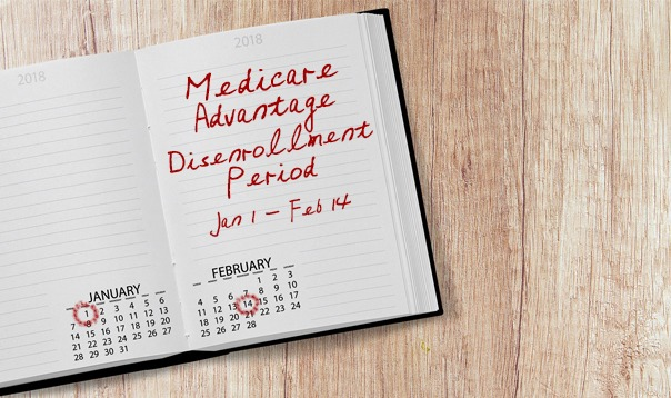 Medicare Advantage Disenrollment Period